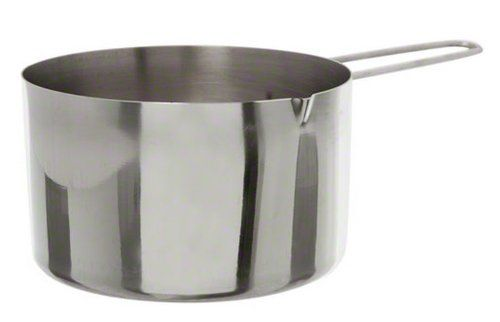 American Metalcraft MCW200 2 Cup Stainless Steel Measuring Cup