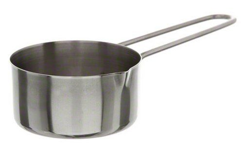 American Metalcraft (MCW14) 1/4 Cup Stainless Steel Measuring Cup