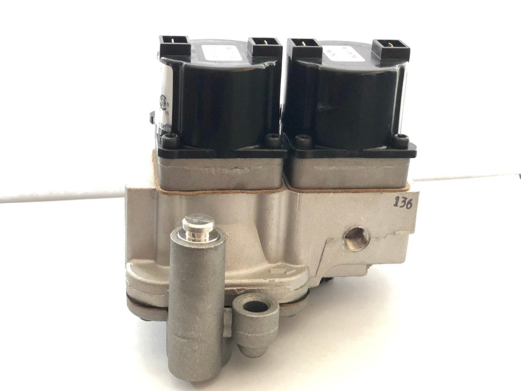 Lincoln Dual Solenoid Valve Replacement 24v