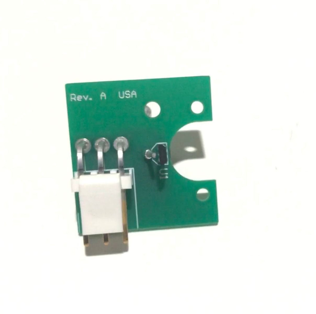 Lincoln Hall Effect Sensor Circuit Board