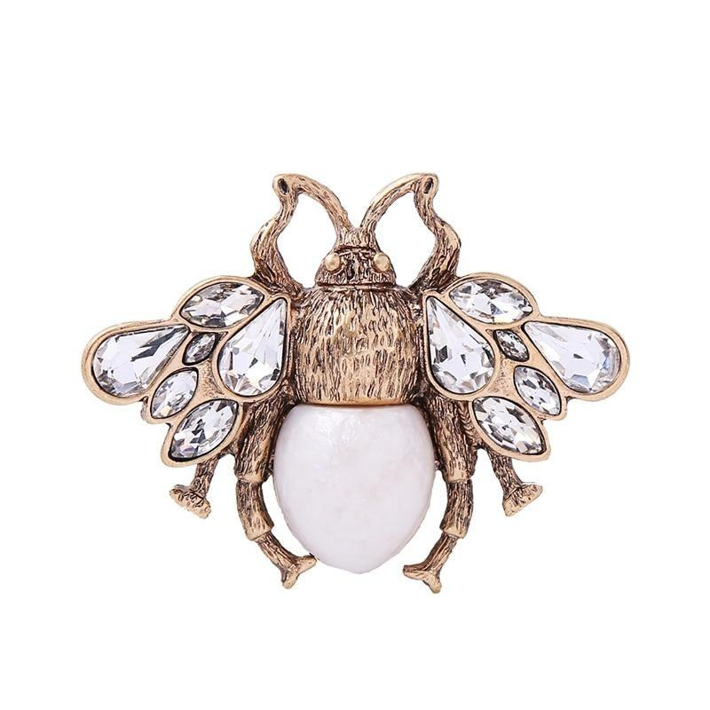 Bug Brooch Luxoba