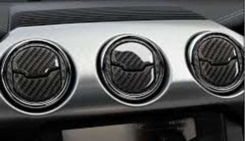 Mustang Air Vent Overlays