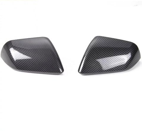 S197 2010-14 carbon fiber mirror covers