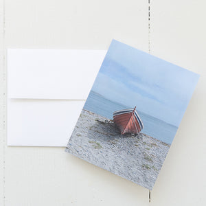 A Hull in Hull Note Card (Single Card with Envelope)