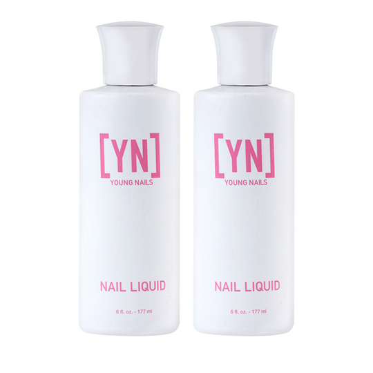 6oz Nail Liquid Duo Pack