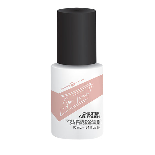 rough tough & in the buff go time gel polish