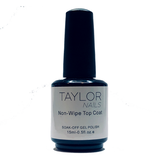taylor nails non wipe top coat