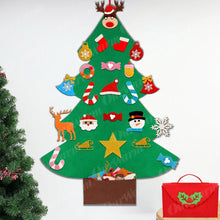 Load image into Gallery viewer, DIY Felt Christmas Tree SHIPS IN 5 DAYS