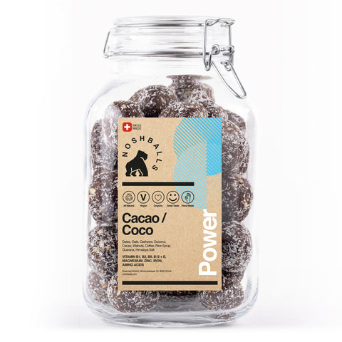 Power Jar (Cacao / Coco)