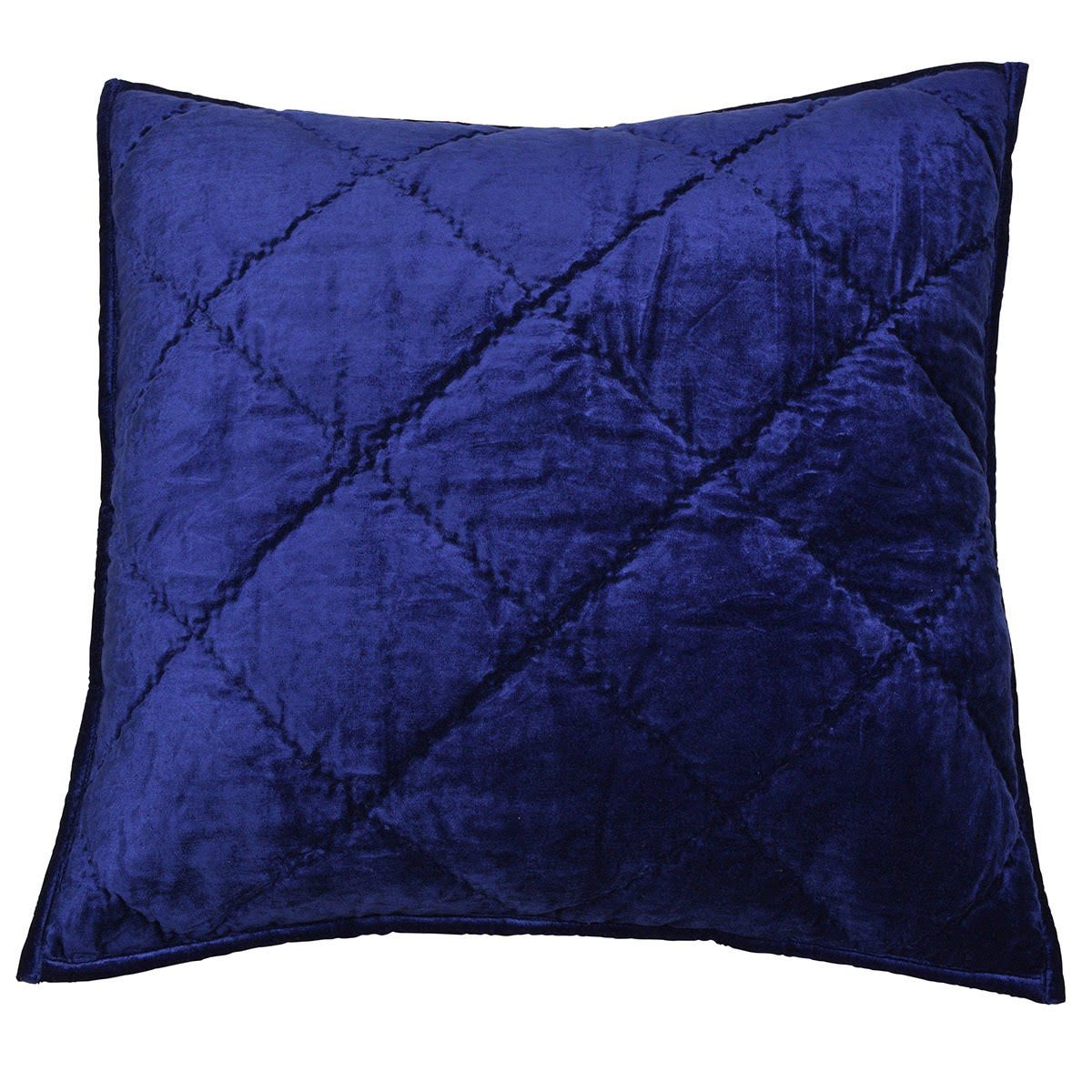 Polished Navy Cushion Cover