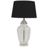 Addison Table Lamp Black 67cmh