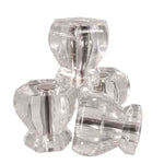 Acrylic Furniture & Door Handles set of 6