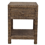 Plantation Bedside Table