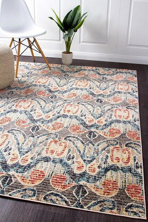 Cascade Moonlight Aglow Multi Rug