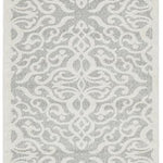 Chrome Lydia Silver Runner Rug