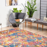 Dreamscape Memories Modern Tropical Rug