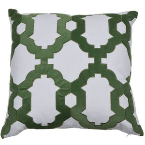Brighton Olive cushion cover