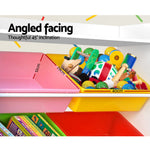 Kids Storage Organiser Display Bookshelf