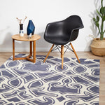 Gold Collection 641 Slate Rug