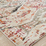 Jezebel Fluid Sunset Modern Rust Rug