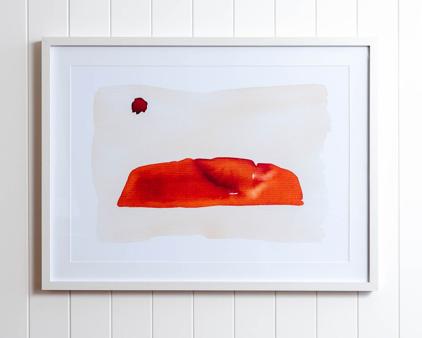 Uluru Asteroid Framed Artwork