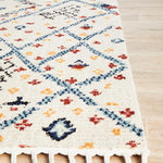 Marrakesh 111 White Rug
