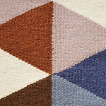Nomad Pure Wool Flatweave 35 Multi Runner