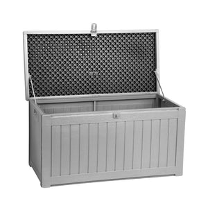 Gardeon Outdoor Storage Box Bench Seat 190L