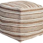 Rug Culture Home 505 Natural Ottoman