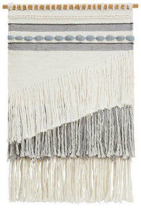 Rug Culture Home 430 Grey Wall Hanging