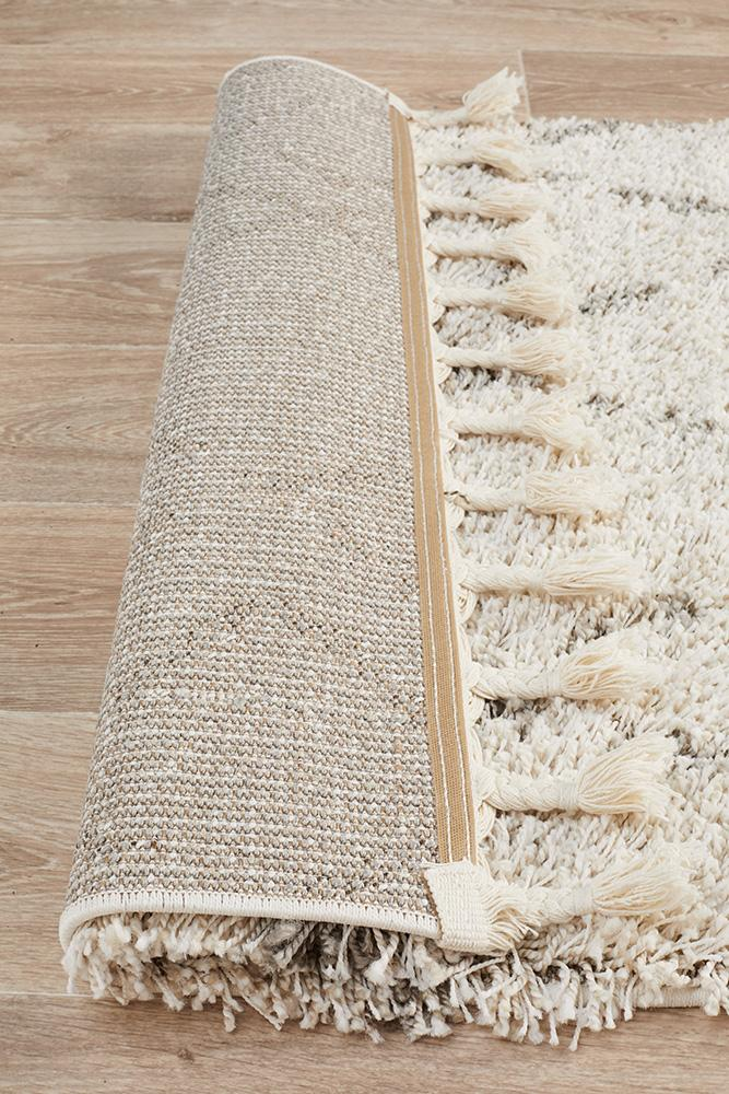 Saffron 55 Natural Runner Rug