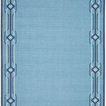 Seaside 6666 Blue Rug