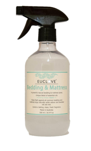 bedding and mattress spray