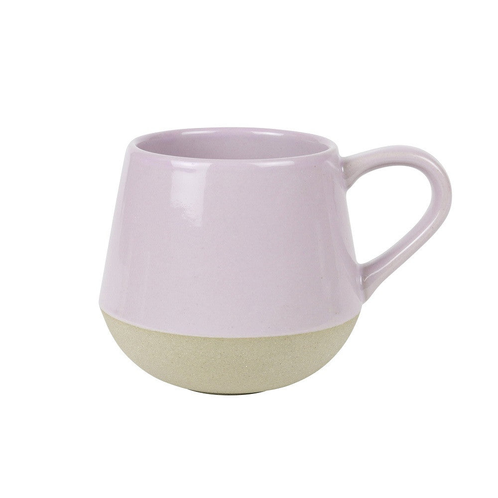 MUG 4PK-LILAC BOTTOMS UP