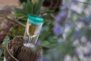 spill proof wine tumbler