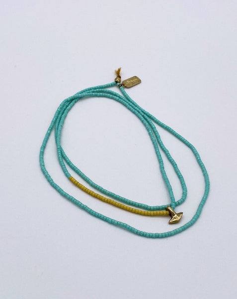 Petite Anchor Necklace