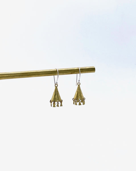 Svarga Earrings