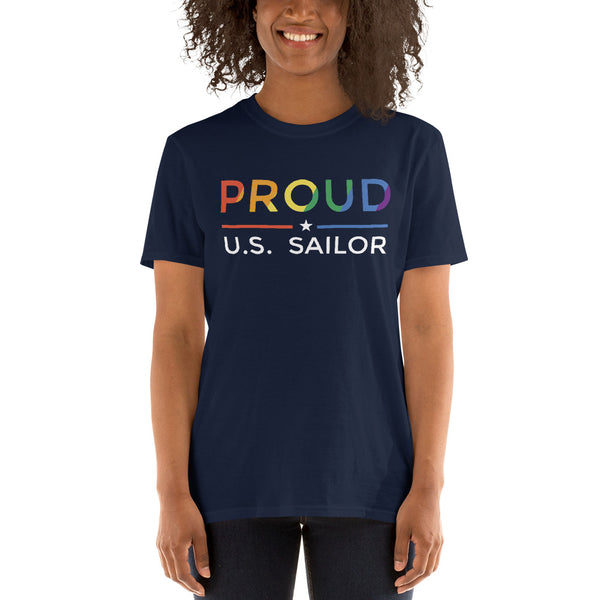 Proud U.S. Sailor T-Shirt