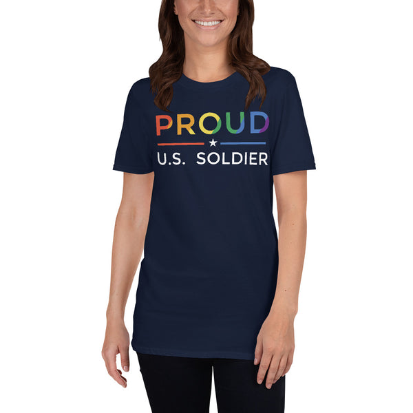 Proud U.S. Soldier T-Shirt