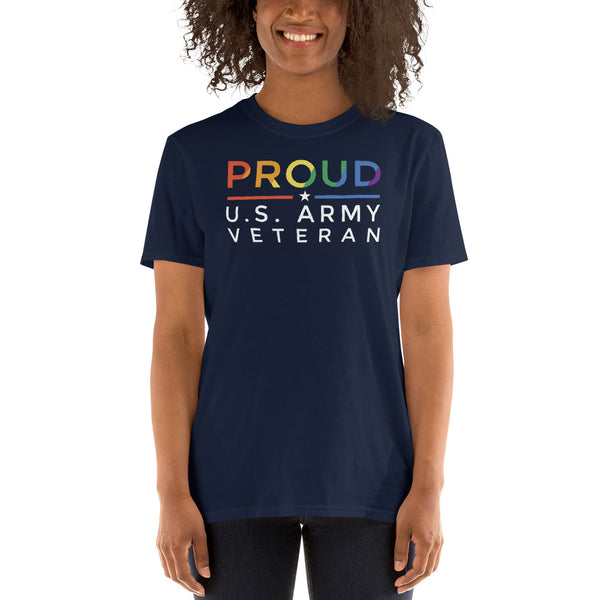 Proud U.S. Army Veteran T-Shirt