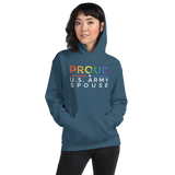 Proud Army Spouse Hoodie
