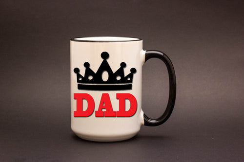 Dad (with Crown)