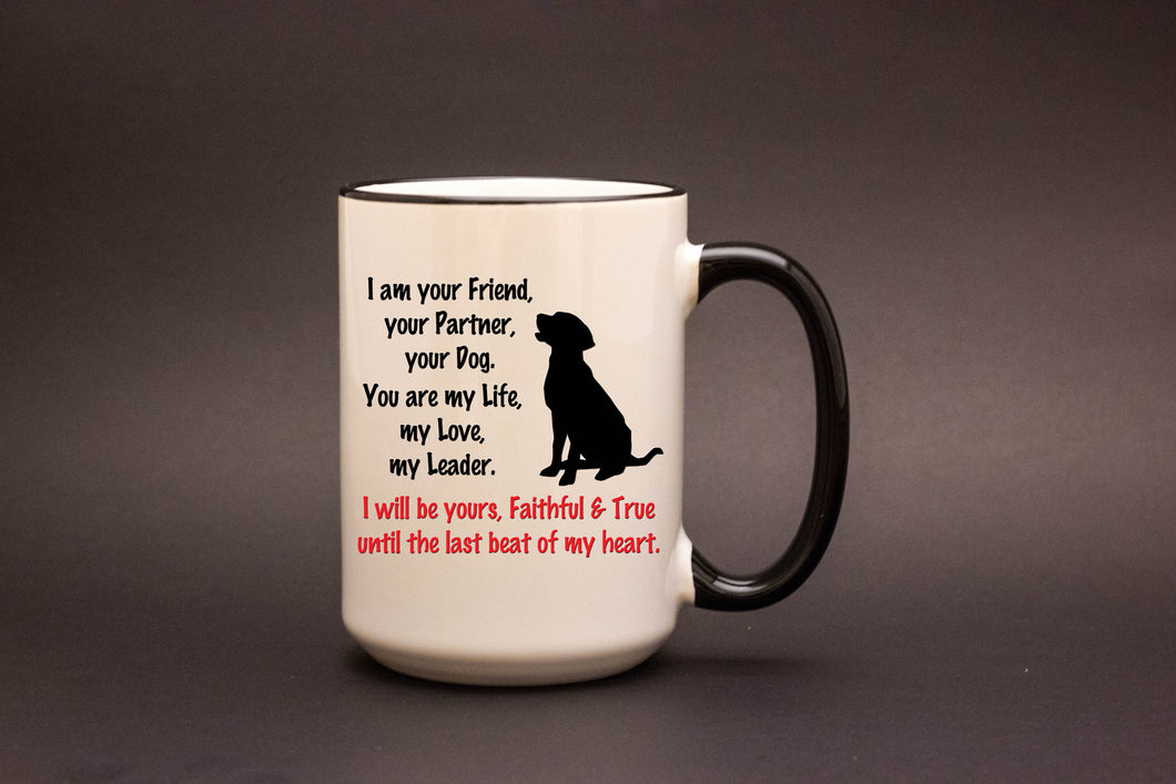 I'm Your Friend, Your Partner, Your Dog.