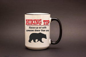 Hiking Tip