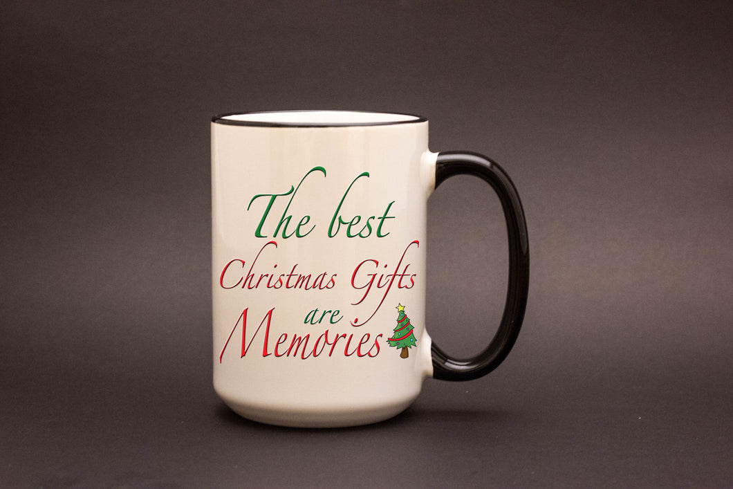 The best Christmas Gifts are Memories