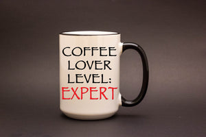 Coffee Lover Level: Expert