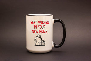 Best wishes in your new home
