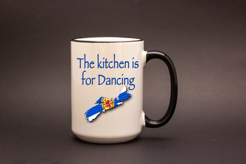 The Kitchen is for Dancing
