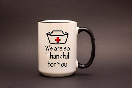 Thankful for you 15oz MUG