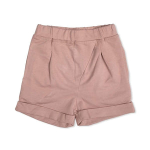 Tinono Kids bottom blush drop shorts
